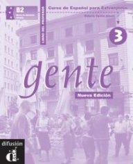 Gente Nueva Edición Libro del profesor 3- Учебник за учителя