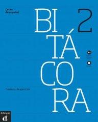 Bitácora Nivel 2 Cuaderno de ejercicios +CD- Учебна тетрадка с упражнения за ниво А2.