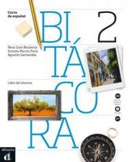 Bitácora Nivel 2 Libro del alumno +CD- Учебник по испански език за ниво А2 + CD