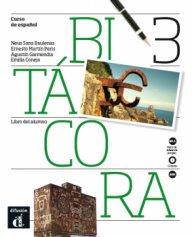 Bitácora Nivel 3 Libro del alumno +CD- Учебник по испански език за ниво B1 + CD