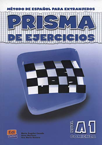 Упражнения и граматика о испански език.Prisma A1 Comienza - Libro de ejercicios