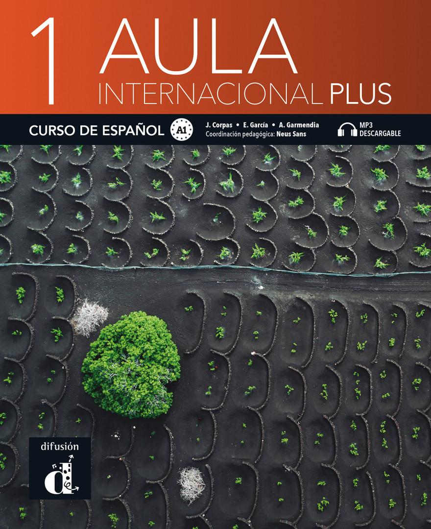 Aula internacional Plus 1 – Libro del alumno+ MP3 descargable (A1)