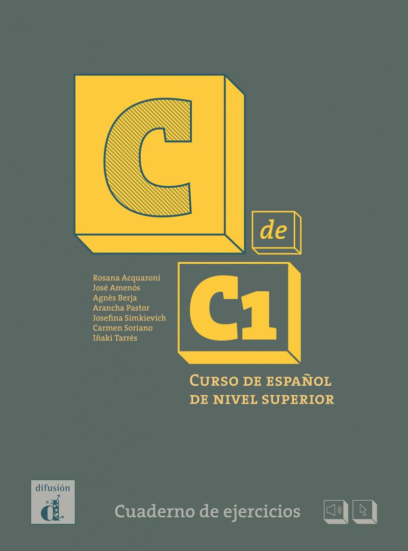 C de C1 · Nivel C1 Cuaderno de ejercicios + MP3 descargable