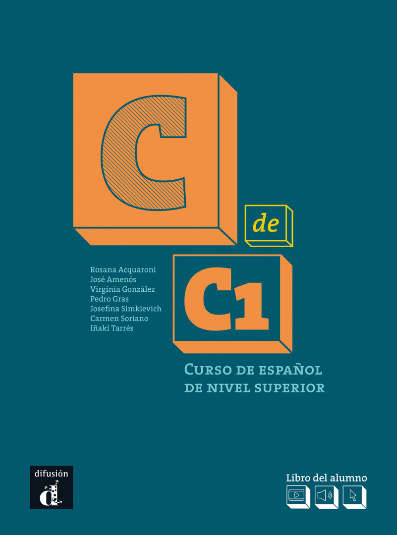 C de C1 · Nivel C1 Libro del alumno + MP3 descargable