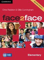 face2face: Учебна система по английски език - Second edition Elementary Class Audio CDs (3)