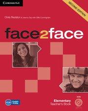 face2face: Учебна система по английски език - Second edition Elementary Teacher\'s Book with DVD. Учебник за учителя + DVD.
