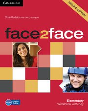 face2face: Учебна система по английски език - Second edition Elementary Workbook with Key. Учебна тетрадка с отговори.