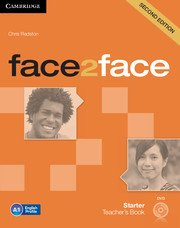 face2face: Учебна система по английски език - Second edition Starter Teacher\'s Book with DVD. Учебник за учителя + DVD