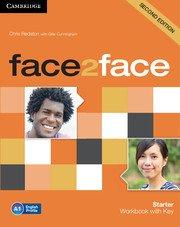 face2face: Учебна система по английски език - Second edition Starter Workbook with Key. Учебна тетрадка с отговори.