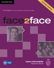 face2face: Учебна система по английски език - Second edition Upper-intermediate Teacher's Book with DVD. Учебник за учителя+ DVD