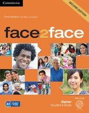 face2face: Учебна система по английски език - Second edition Starter Student\'s Book with DVD-ROM. Учебник + DVD-ROM.
