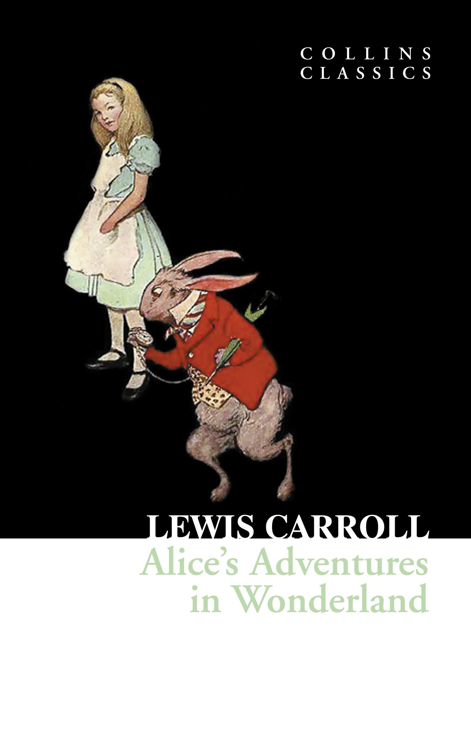 Collins Classics: Alice\'s Adventures In Wonderland