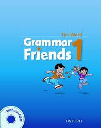 Grammar Friends 1: Student\'s Book with CD-ROM Pack: 1 - Учебник по английска граматика за деца, ниво 1, с аудио диск