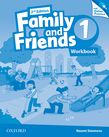 Family and Friends Level 1 Workbook & Online Skills Practice Pack.Second Edition