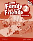 Family and Friends Level 2 Workbook & Online Skills Practice Pack .Second Edition