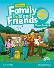 Family and Friends Level 6 Class Book Pack  Second Edition.Учебник по английски език за деца.