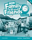 Family and Friends Level 6 Workbook & Online Skills Practice Pack  Second Edition
