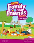 Family and Friends Starter Class Book Pack Second Edition. Учебник по английски език за деца.