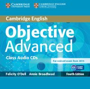 Objective Advanced Forth Edition Class Audio CDs (2)