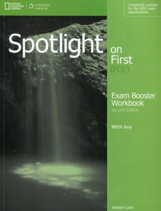 Spotlight on First Workbook with key