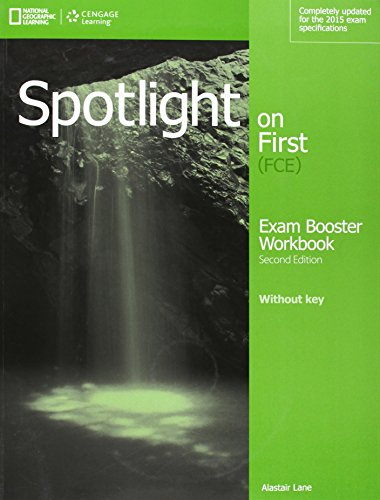 Spotlight on First Workbook without key