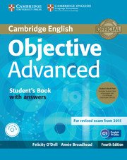Objective Advanced Forth Edition Student's Book with Answers with CD-ROM
