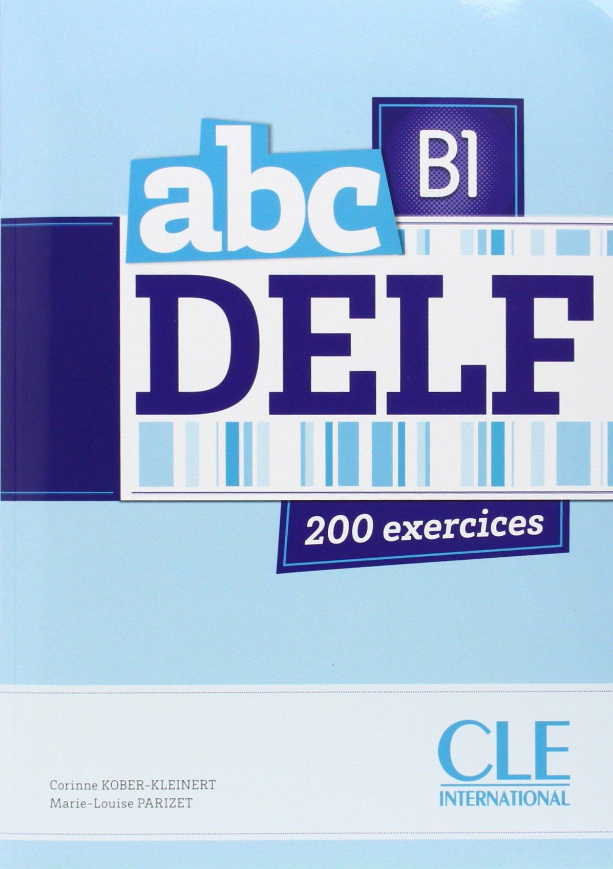 ABC DELF B1 tout public livre + CD audio + corriges