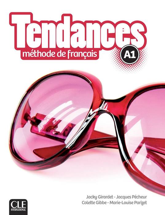 Tendances Niveau А1 Livre de l'élève + DVD-Rom