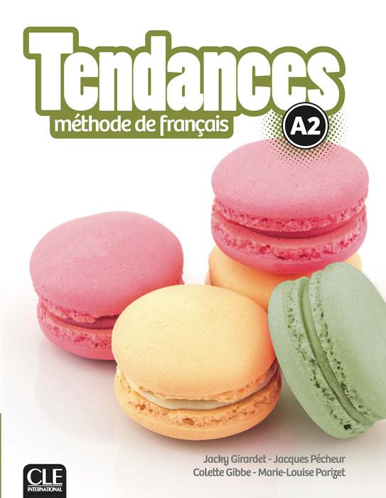 Tendances Niveau А2 - Livre de l'élève + DVD-Rom