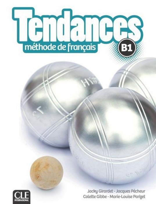 Tendances Niveau B1 - Livre de l'élève + DVD-Rom
