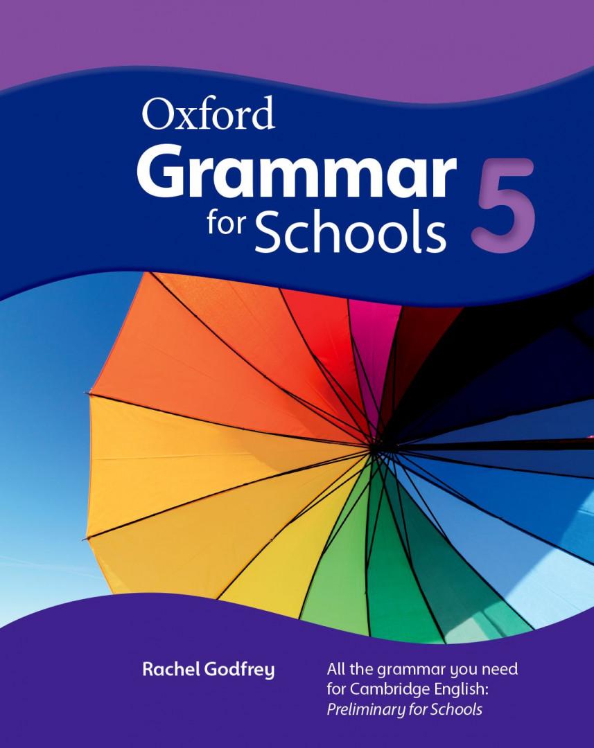 Оксфорд Oxford Grammar for schools 5 Student's book