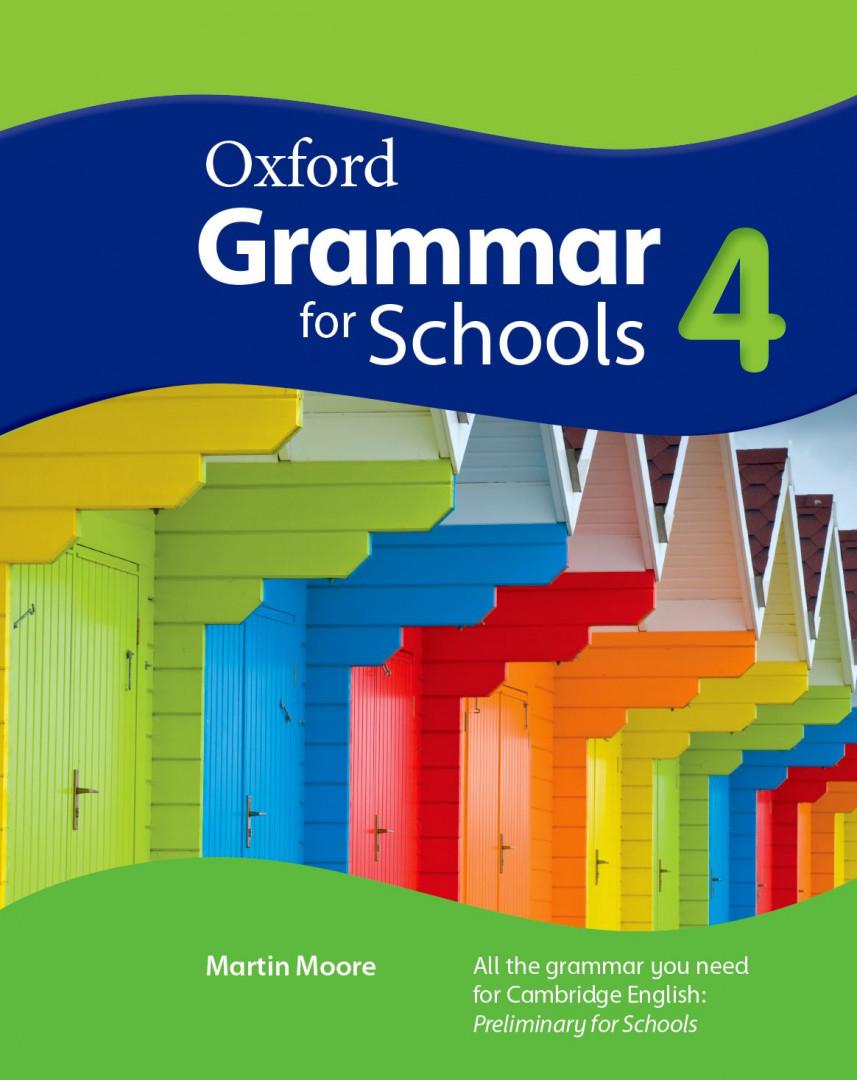 Оксфорд Oxford Grammar for schools 4 Student's book