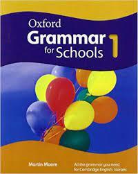 Оксфорд Oxford Grammar for Schools 1 Student's Book