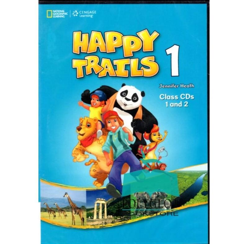 Happy Trails 1 Class CD