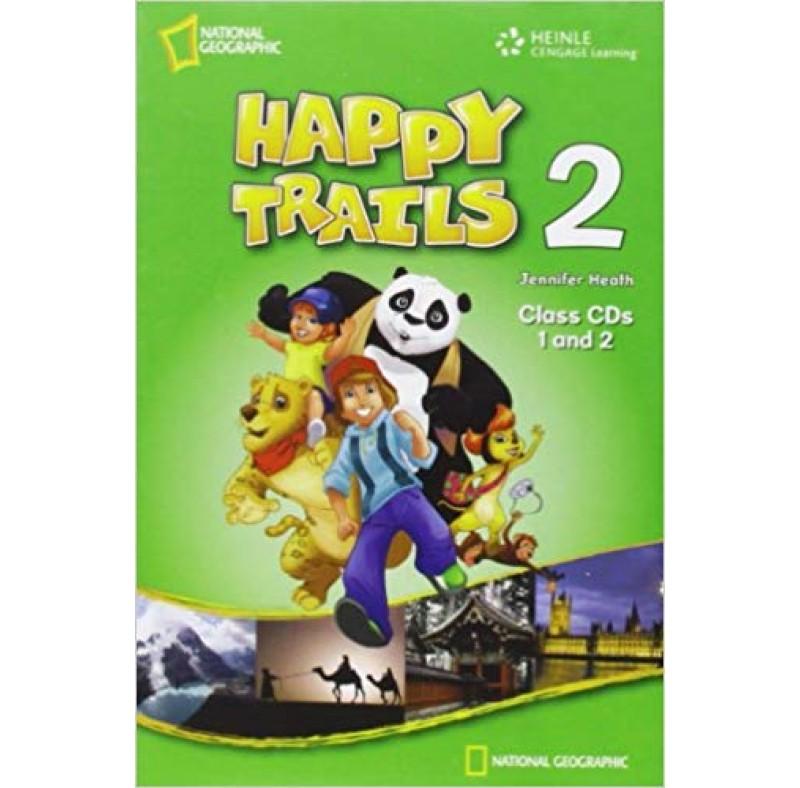 Happy Trails 2 Class CD