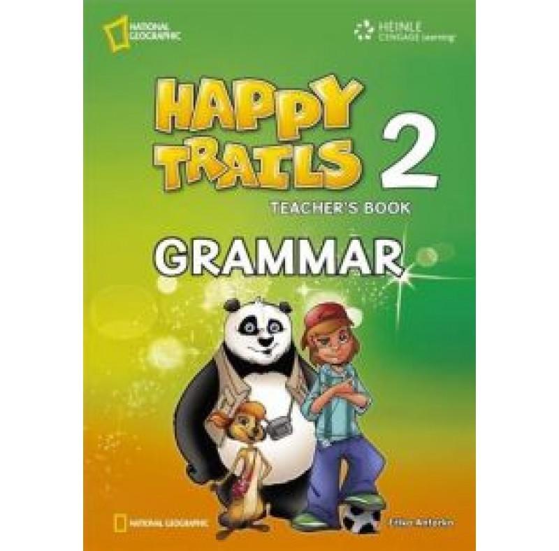 Happy Trails 2 Grammar