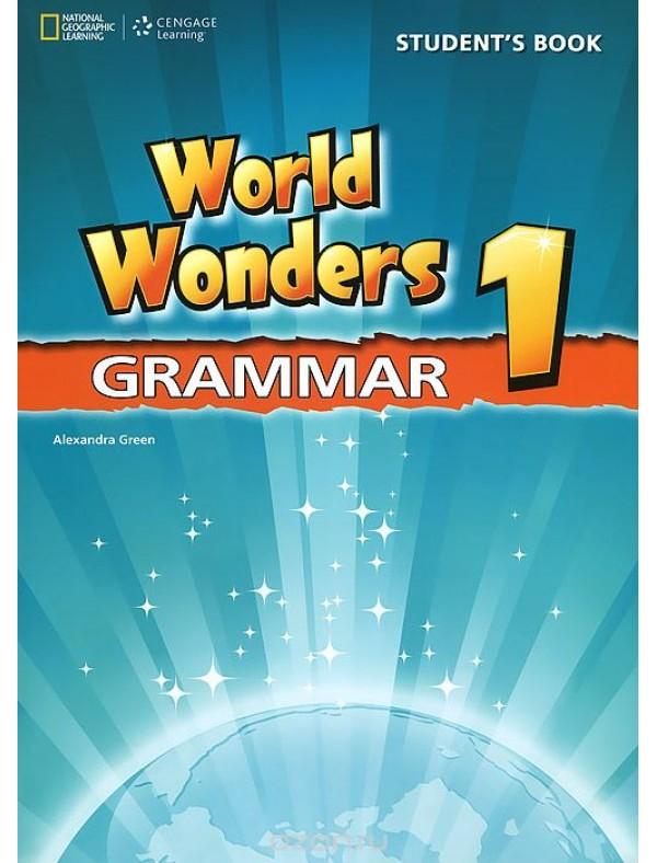 World Wonders 1 Grammar Book