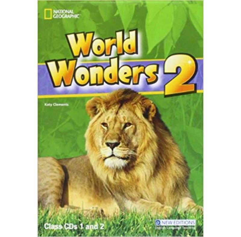 World Wonders 2 Class Audio CD