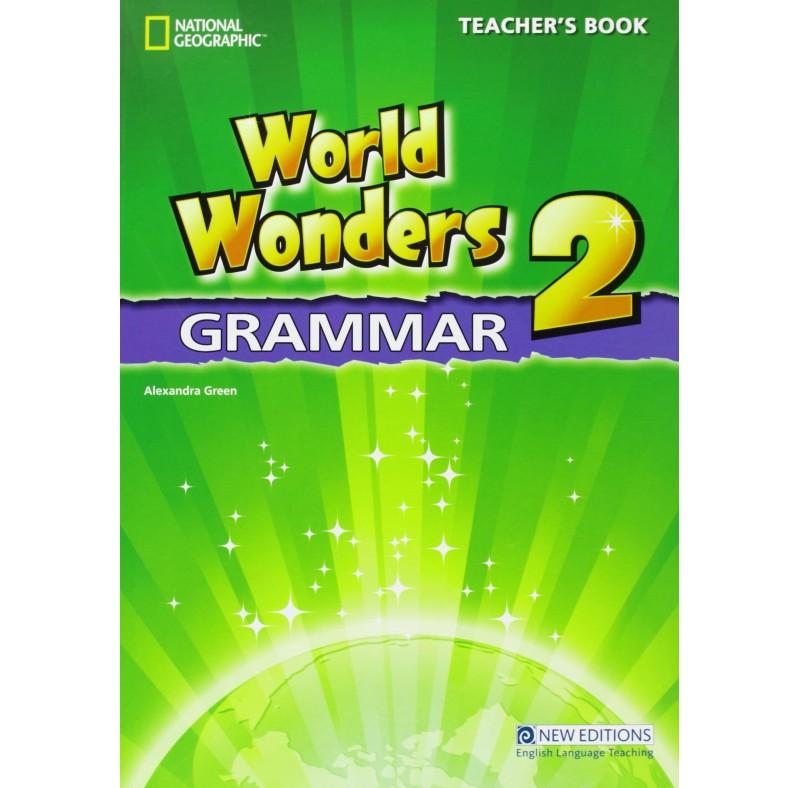 World Wonders 2 Grammar Book