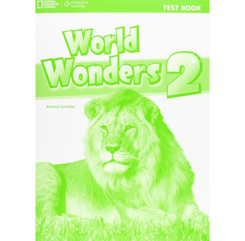 World Wonders 2 Test Book