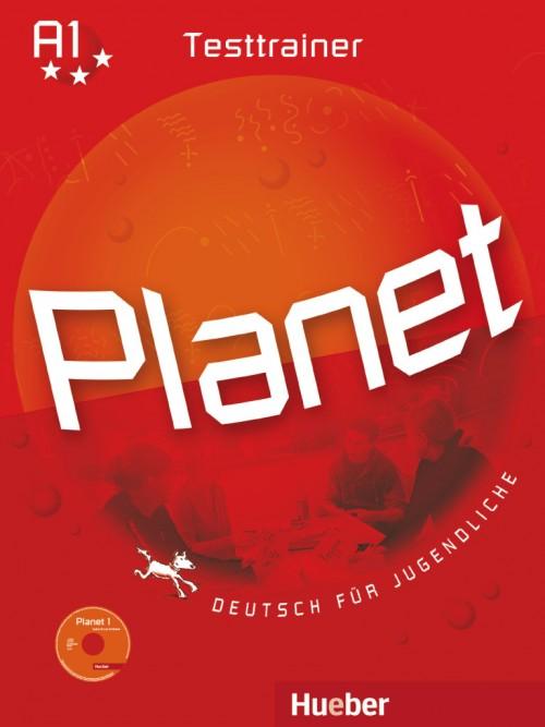 Planet 1 Testtrainer mit Audio-CD