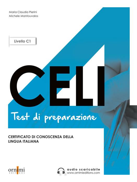 Celi 4, Test di preparazione + CD Livello C1