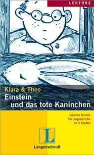 Klara und Theo: Einstein und das tote Kaninchen A2 Buch