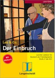 Leo und Co. Der Einbruch  Buch + CD, A2