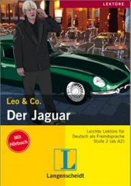 Leo und Co. Der Jaguar  Buch + CD, A2