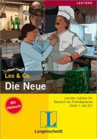 Leo und Co. Die Neue  Buch + CD,A1-A2