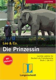 Leo und Co. Die Prinzessin Buch + CD,A1-A2