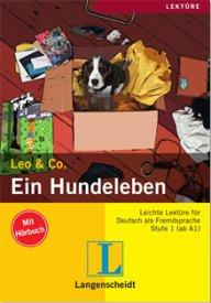 Leo und Co. Ein Hundeleben Buch + CD,A1-A2