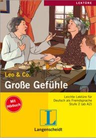 Leo und Co. Große Gefühle  Buch + CD, A2