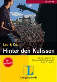 Leo und Co. Hinter den Kulissen  Buch + CD, A2-B1
